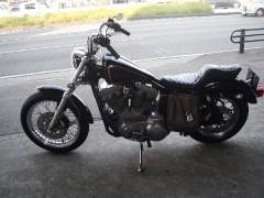 BARBALA HOBBY CYCLES(さいたま市大宮区)カスタムバイク