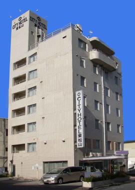 CITY HOTEL 東松山 (埼玉県 東松山市) ビジネスホテル