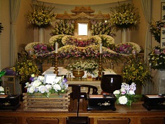 ふじ典礼(埼玉県鶴ヶ島市・坂戸市)葬儀 葬式 家族葬 会社葬