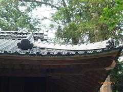 福島瓦店(比企郡鳩山町)瓦工事 屋根工事 雨漏り補修工事