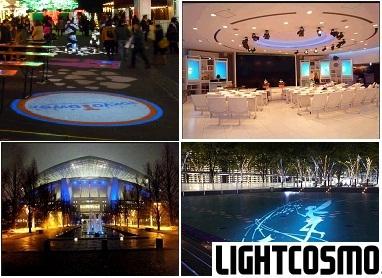 株式会社ライトコスモ  演出照明機器の販売・レンタル 照明演出空間の工事・イベント