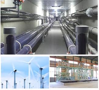 株式会社オキエイシステム(埼玉県北本市)配管工事一切 産業機器及び環境関連機器の販売・設置工事と機器のメンテナンス