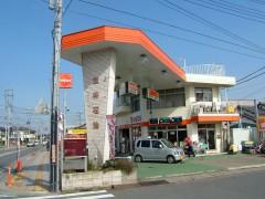 三共石油元町給油所(埼玉県行田市)ガソリンスタンド
