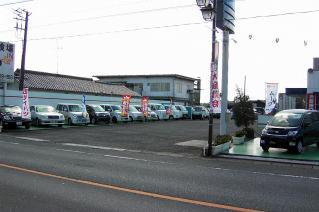 有限会社 サンユウ自動車工業(東松山市)熊谷市 車検 板金 自動車整備 修理 中古車販売