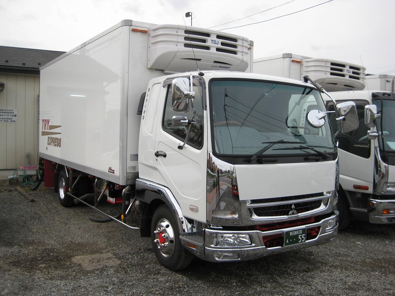 株式会社 トライ企画(埼玉県草加市)運送業